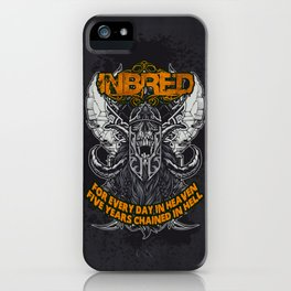 Dead Soldier iPhone Case