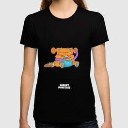 The GorgledeeFuzzwoopsydayzee T-shirt