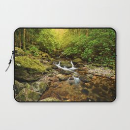 Stream under Torc Waterfall Laptop Sleeve