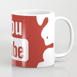 youtube youtuber - best designf or YouTube lover Coffee Mug
