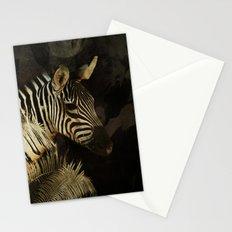 The Zebra Stationery Cards