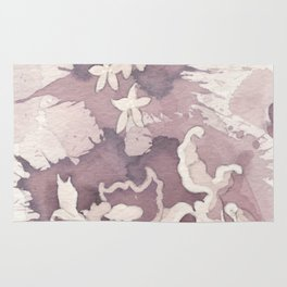 Floral Paisley Rug
