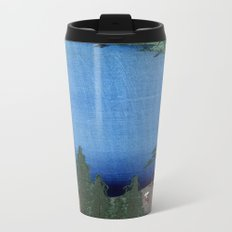 Hiroshige Kumanojūnisha Shrine Metal Travel Mug