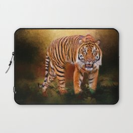 Sumatran Tiger Laptop Sleeve