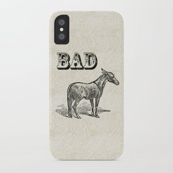 Bad Ass iPhone Case
