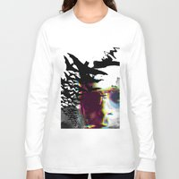 hunter s thompson Long Sleeve T-shirts featuring Hunter S by theCword