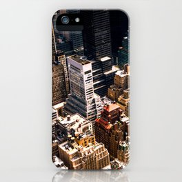 NYC Skyline iPhone Case