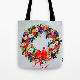 wreath 2 Tote Bag