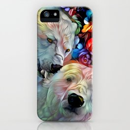 I'm Just Gonna Nibble on Your Ear Maybe a Little Bit... iPhone Case