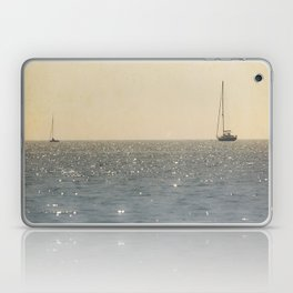Float On Laptop & iPad Skin