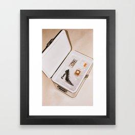 Cooler Framed Art Print
