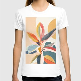 Colorful Branching Out 05 T-shirt