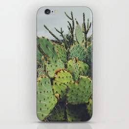 Dark Desert I iPhone Skin