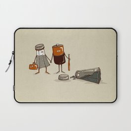 Assault and Battery Love Story. Laptop Sleeve
