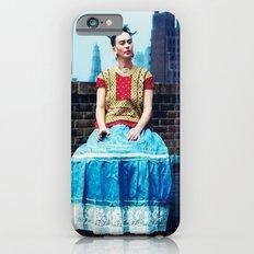 FRIDA IN NEW YORK iPhone 6 Slim Case