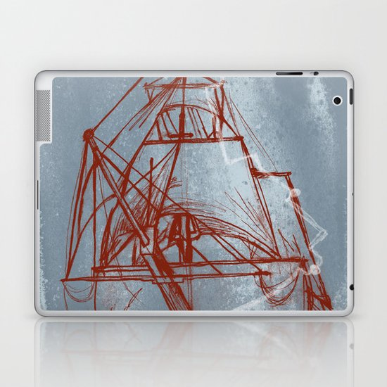 Boston Laptop & iPad Skin