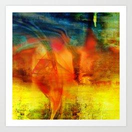 Zolani Art Print