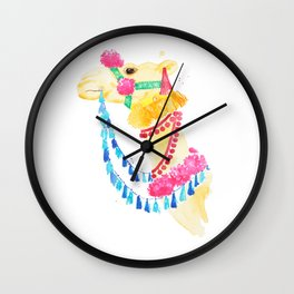 Marrakesh Camel Wall Clock