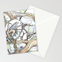 Birth of a Fairy Stationery Cards