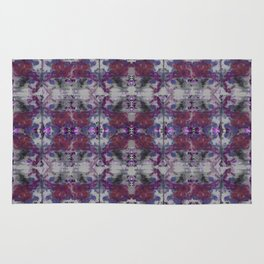 The Butterfly Effect Purples Rug