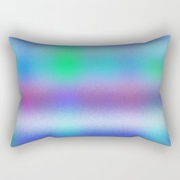 Re-Created Frost X by Robert S. Lee Rectangular Pillow
