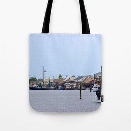 Salt Bayou Tote Bag