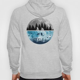 Close Encounters of the Moon Hoody