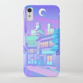 Night in Utopia iPhone Case
