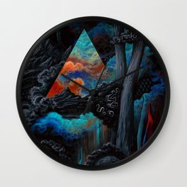 No one could have known the journey you would face Wall Clock