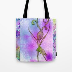 Glimpse in the Garden Tote Bag