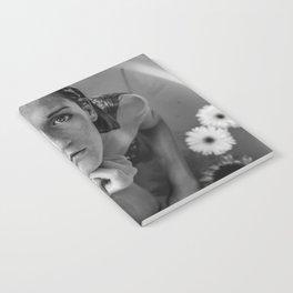 Beauty in Flowers Notebook