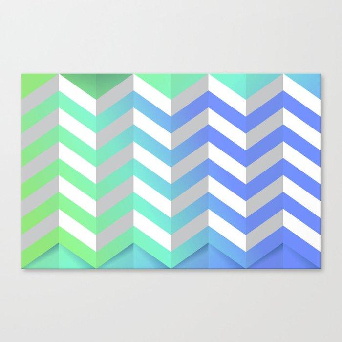 background pattern Canvas Print