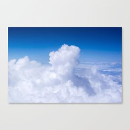 Skies All for Air Canvas Print
