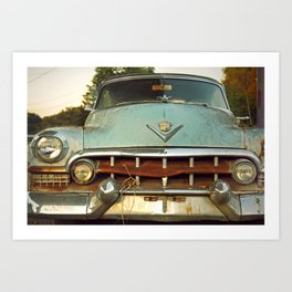 caddy-o Art Print