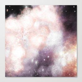 Andromeda Skies Canvas Print