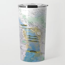 Pittsburgh Aerial Travel Mug