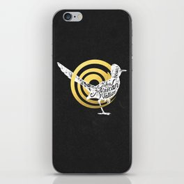 New Mexican Native Roadrunner iPhone Skin