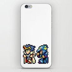Final Fantasy II - Cecil and Kain iPhone & iPod Skin