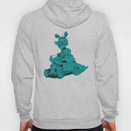 Rod Rabbit Hoody