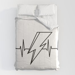 Bowie Heartbeat Comforters