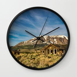 Days Gone By - I Wall Clock
