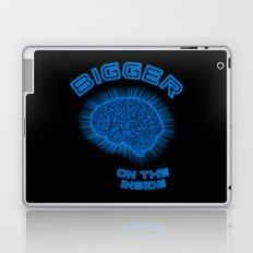 Thoughts And Radical Dreams Inside Skull Laptop & iPad Skin