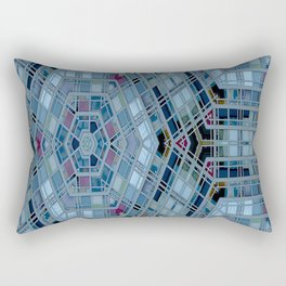 Urbanika 1 by Lika Ramati Rectangular Pillow