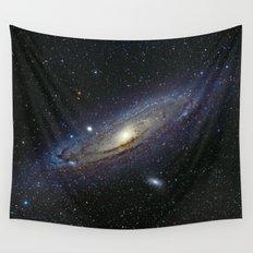 The Andromeda Galaxy Wall Tapestry