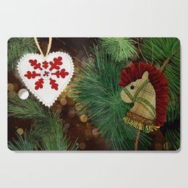 Christmas tree Cutting Board