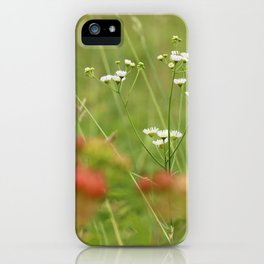Do Not Mow! iPhone Case