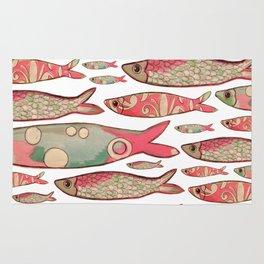Sardine Can Rug