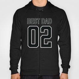 Best Dad Sprts Design Hoody