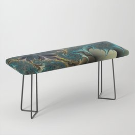 Birds of a Feather Fractal Bench
