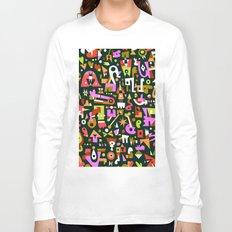 Schema 16 Long Sleeve T-shirt